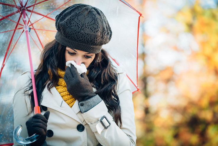 Осень – сезон гриппа и ОРВИ